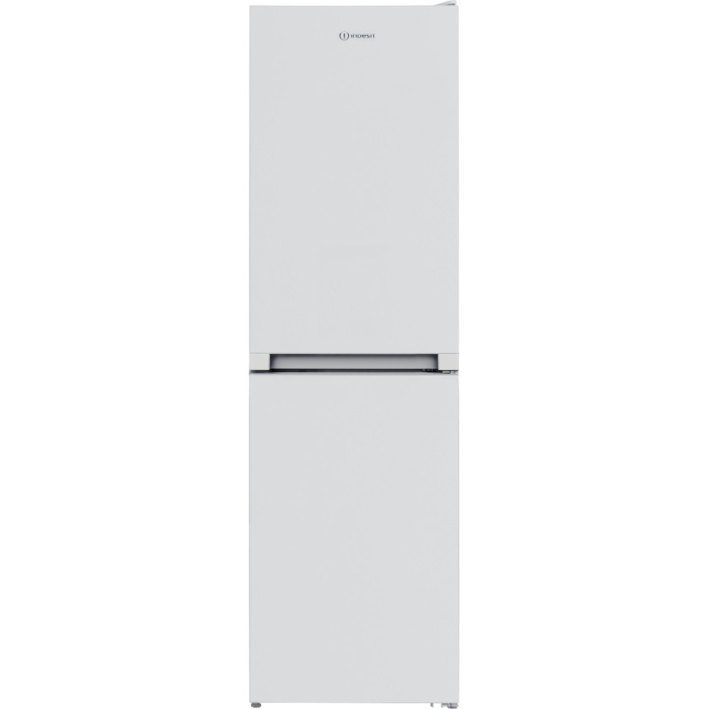 Indesit Fridge Freezer Free-standing IBNF 55181 W UK 1 White 2 doors Frontal