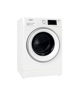 Vapaasti sijoitettava kuivaava Whirlpool pyykinpesukone: 10,0 kg - FWDD 1071682 WSV EU N