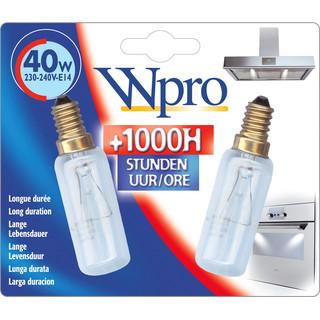 Glödlampa för fläkt -