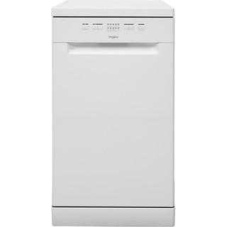 Whirlpool WSFE 2B19 Dishwasher in White
