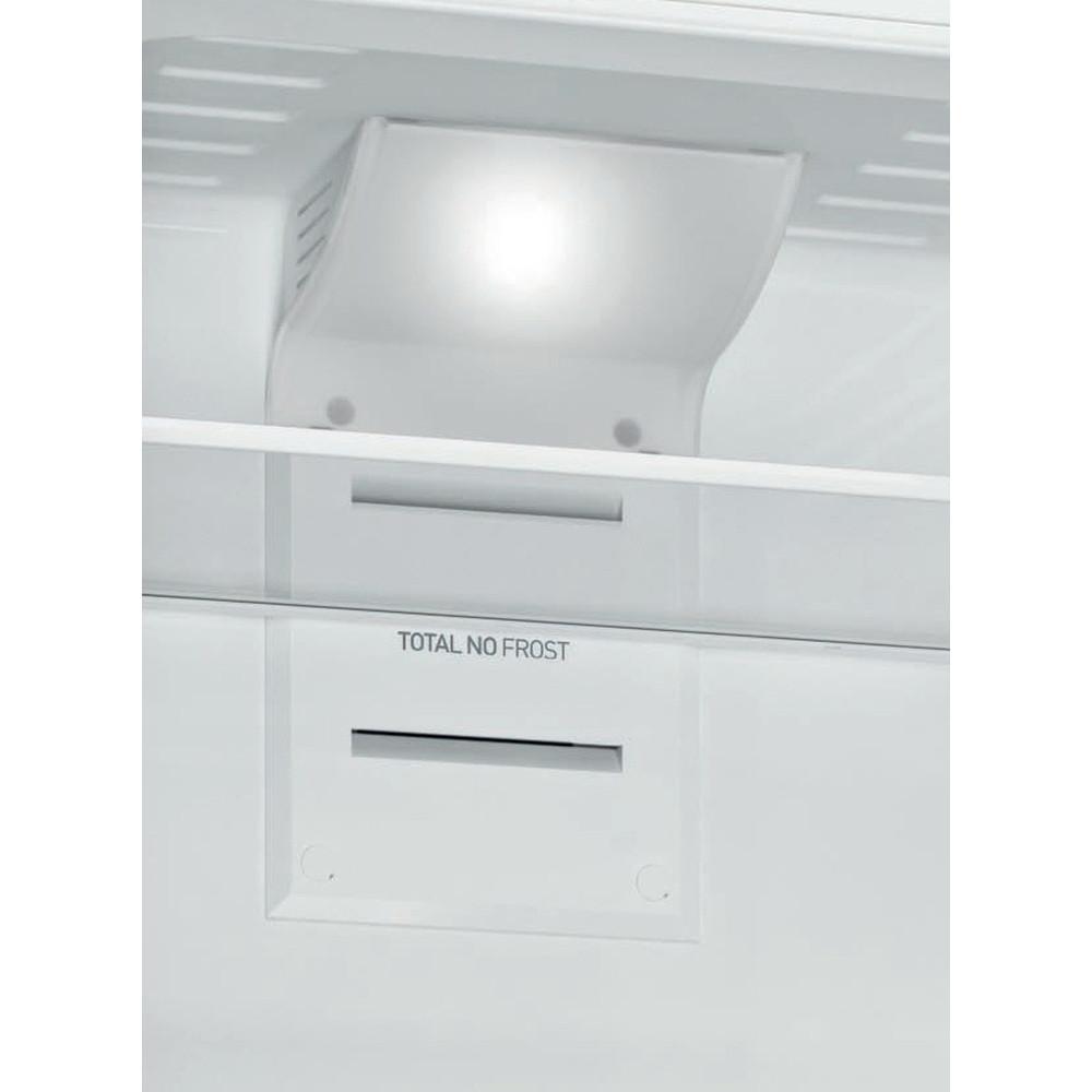 Indesit Холодильник с морозильной камерой Отдельностоящий DF 5200 E Розово-белый 2 doors Lifestyle detail