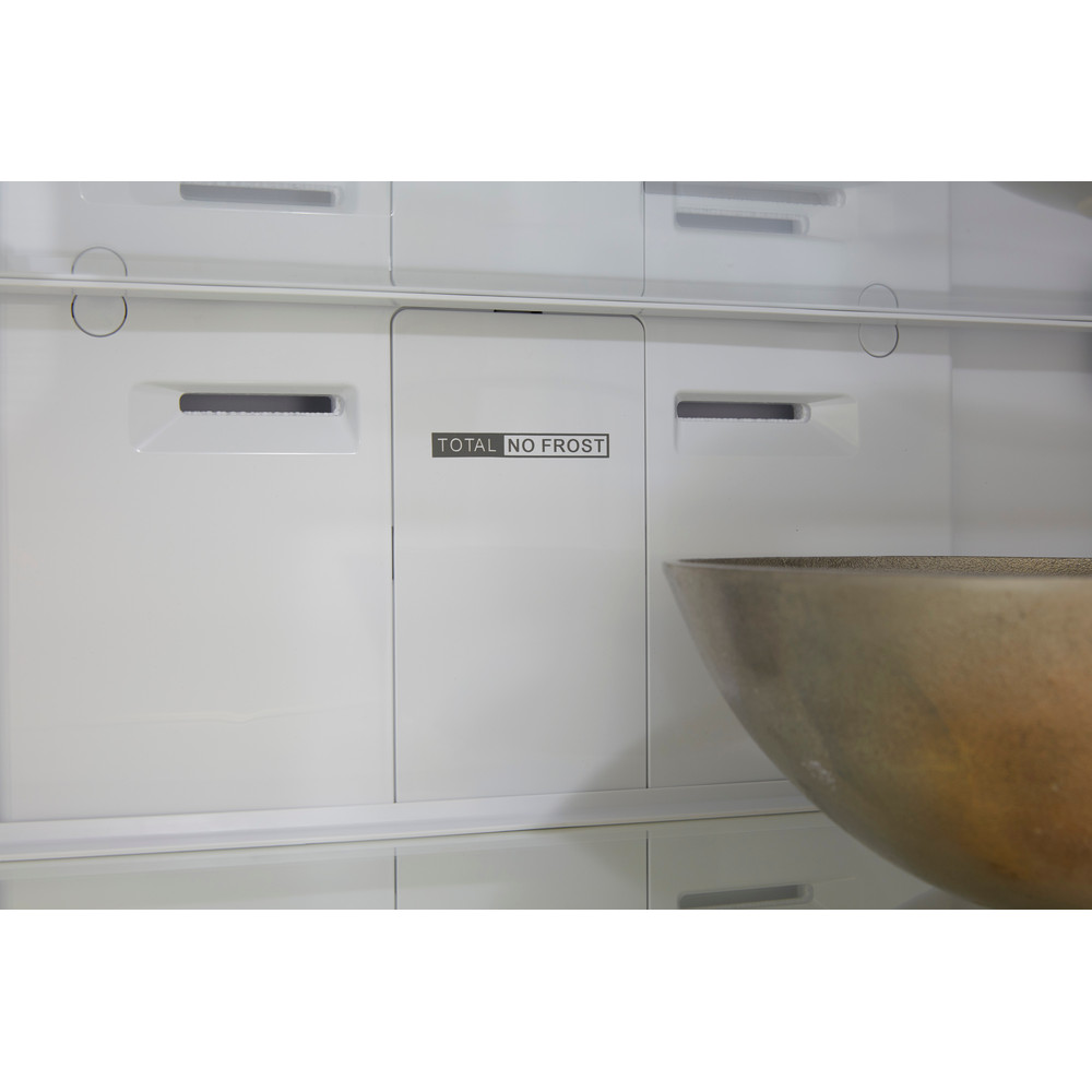 Whirlpool W7 831A OX Koel-vriescombinatie - 60cm