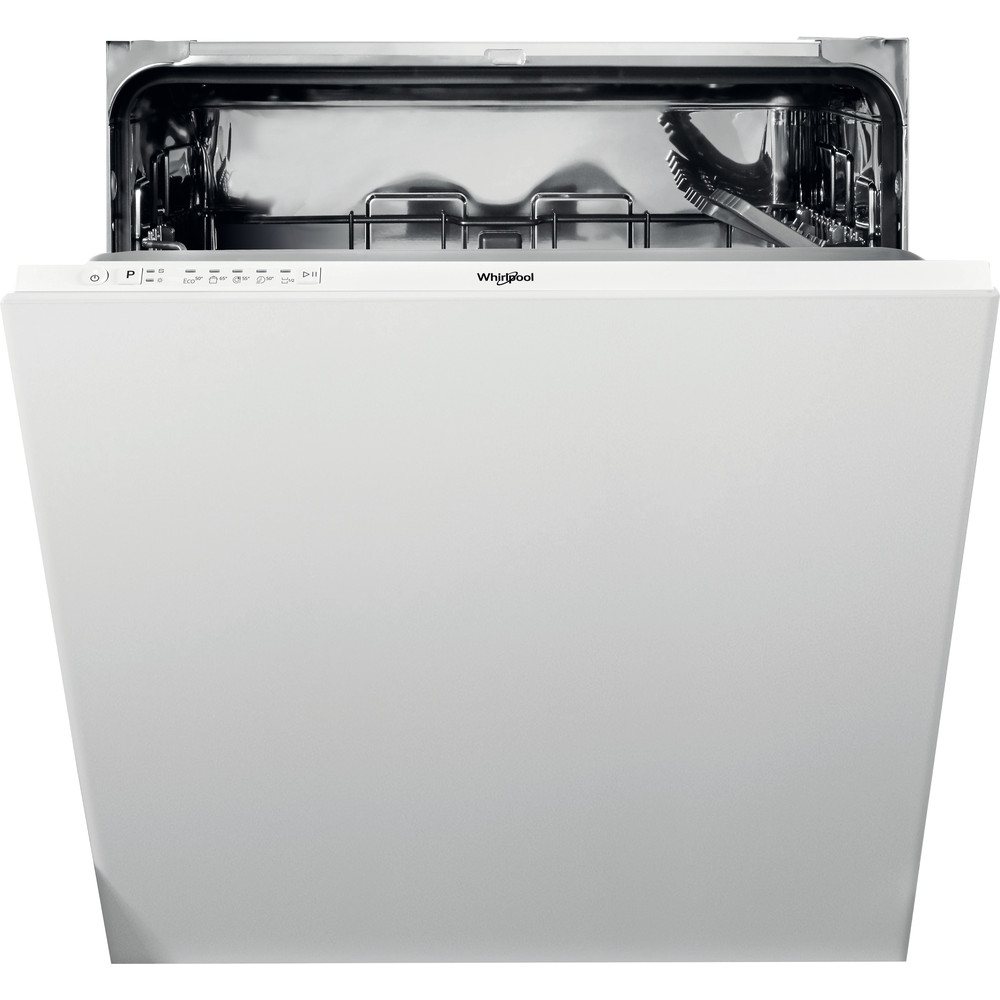 Whirlpool Supreme Clean WIE 2B19 N UK Integrated Dishwasher