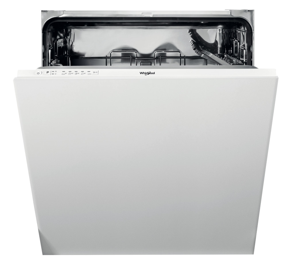 Whirlpool Dishwasher Built-in WIE 2B19 N UK Full-integrated F Frontal