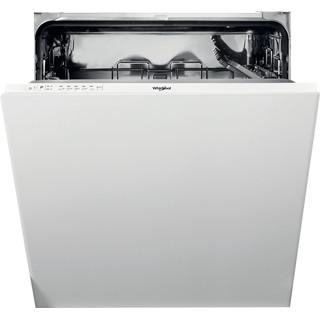 Whirlpool Supreme Clean WIE 2B19 N UK Integrated Dishwasher