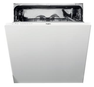 غسالة أطباق ويرلبول المدمجة: لون أبيض, حجم كبير - WIE 2B19 N UK