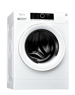 Whirlpool freestanding front loading washing machine: 8kg - FSCR80213