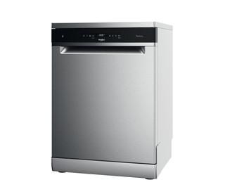 Whirlpool mašina za pranje sudova: inox boja, standardne veličine - WFO 3O33 PL X