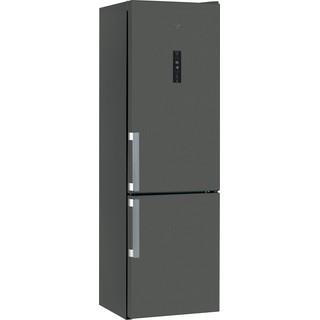 Холодильник Whirlpool з нижньою морозильною камерою соло: з системою frost free - WTNF 923 BX
