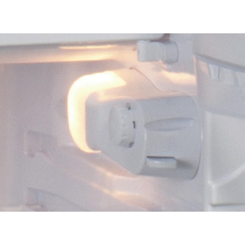 Indesit Холодильник Отдельностоящий TT85.005 Тик Control panel