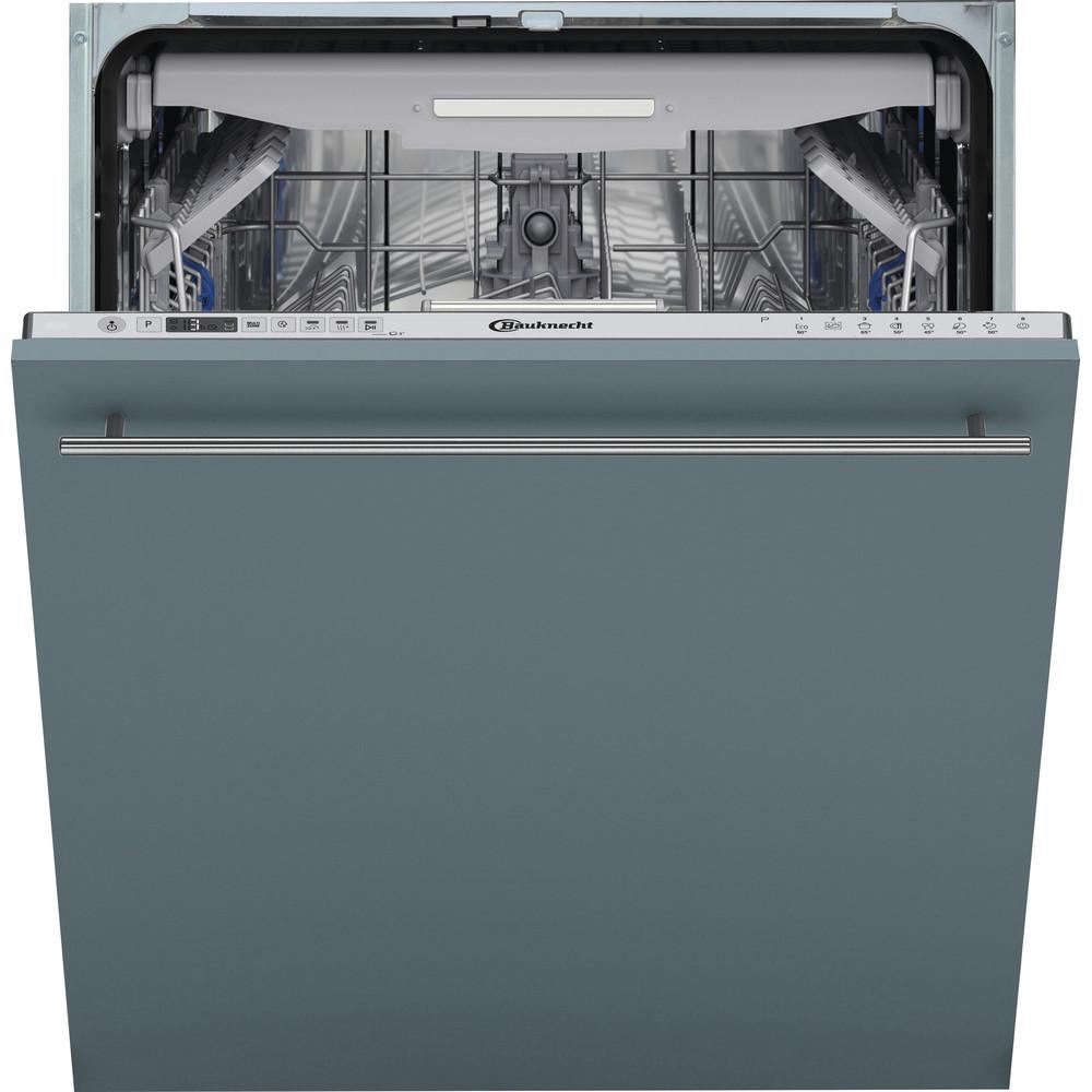Bauknecht Dishwasher Einbaugerät BKCIC 3C26 F Vollintegriert E Frontal