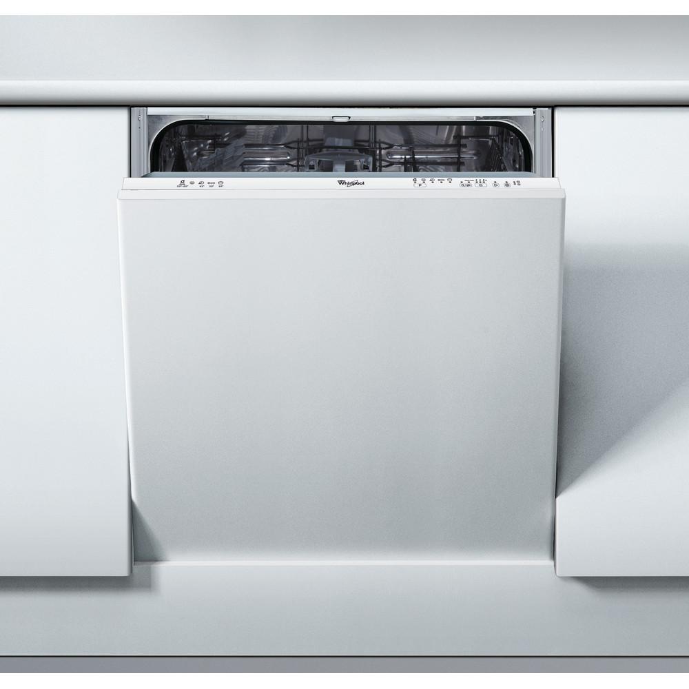 Whirlpool integrerad diskmaskin: färg silver, 60 cm - ADG 6342 6S FD