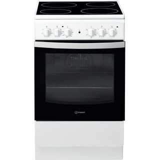 Indesit Плита IS5V4KHW/RU Белый Electrical Frontal