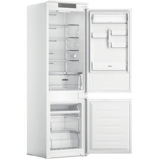 Whirlpool built in fridge freezer - WHC18 T311 UK