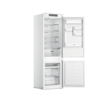 Kalusteisiin sijoitettava Whirlpool jääkaappipakastin - WHC18 T311