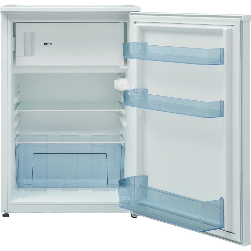 Indesit Refrigerador Libre instalación I55VM 1110 W 1 Blanco Frontal open