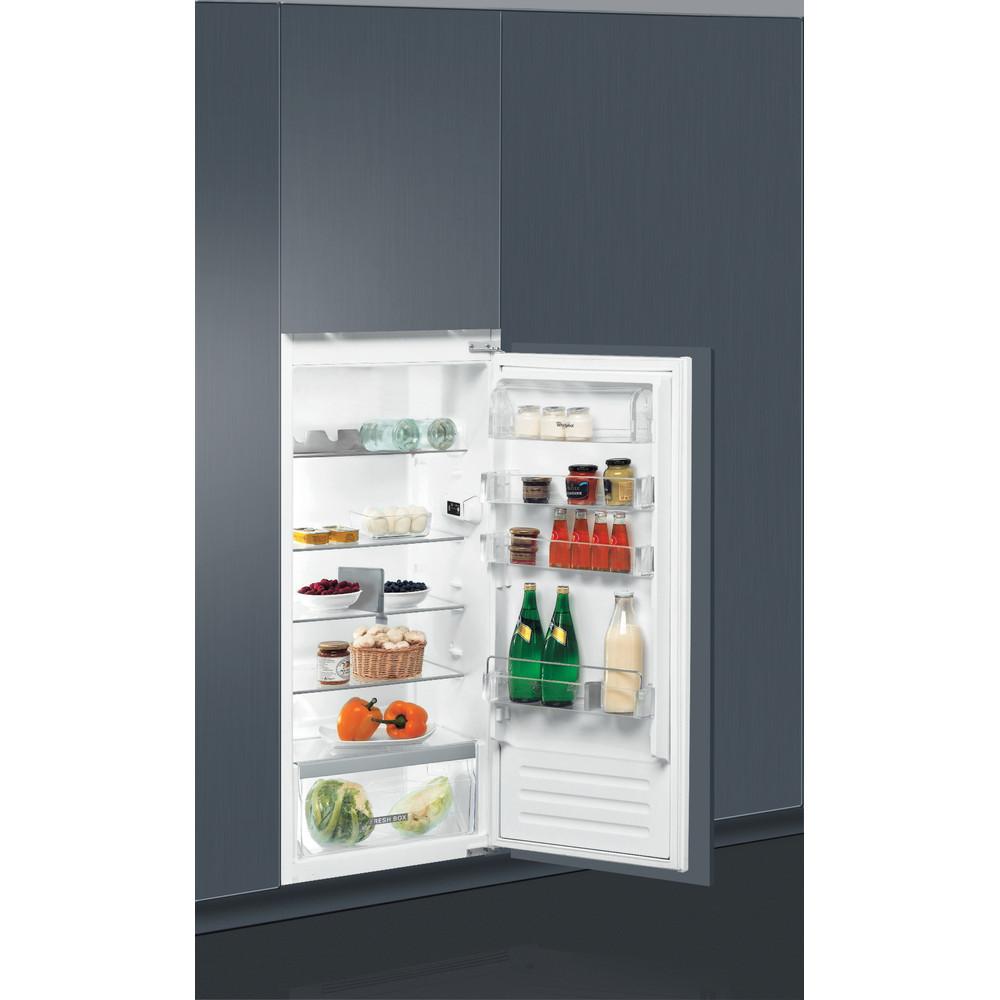 Whirlpool kylskåp: färg rostfri - ARG 8511