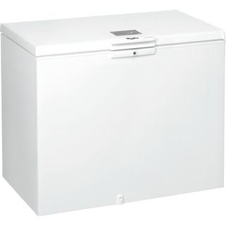 Whirlpool frysbox: färg vit - WHE3134