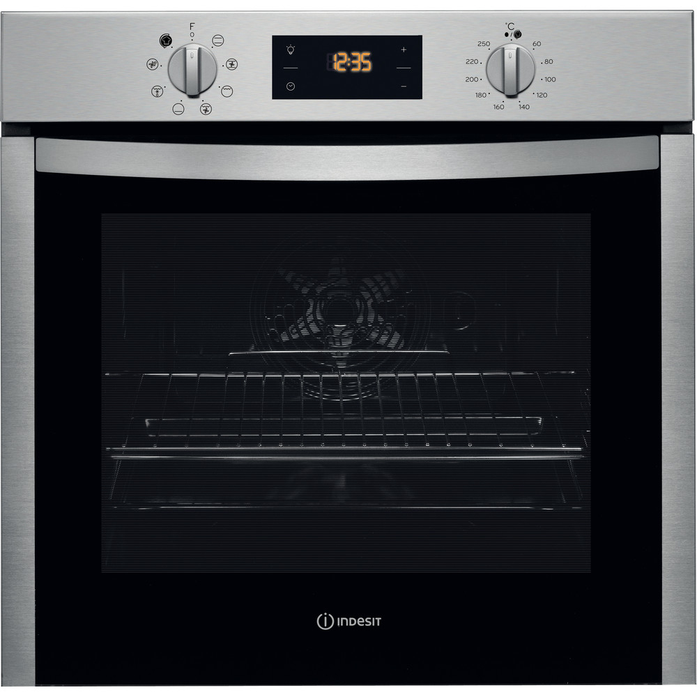 Indesit OVEN Built-in DFW 5544 C IX UK Electric A Frontal