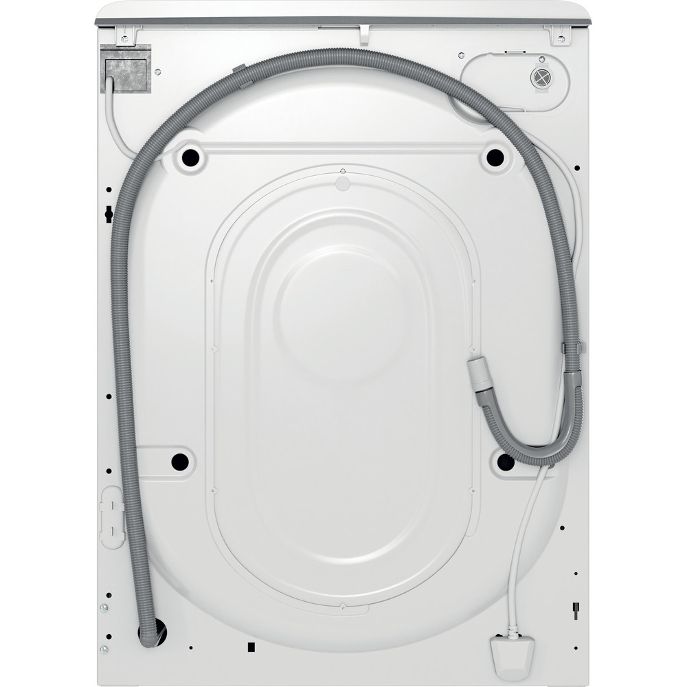 Indesit Máquina de lavar roupa Livre Instalação MTWE 91283 W SPT Branco Carga Frontal D Back / Lateral