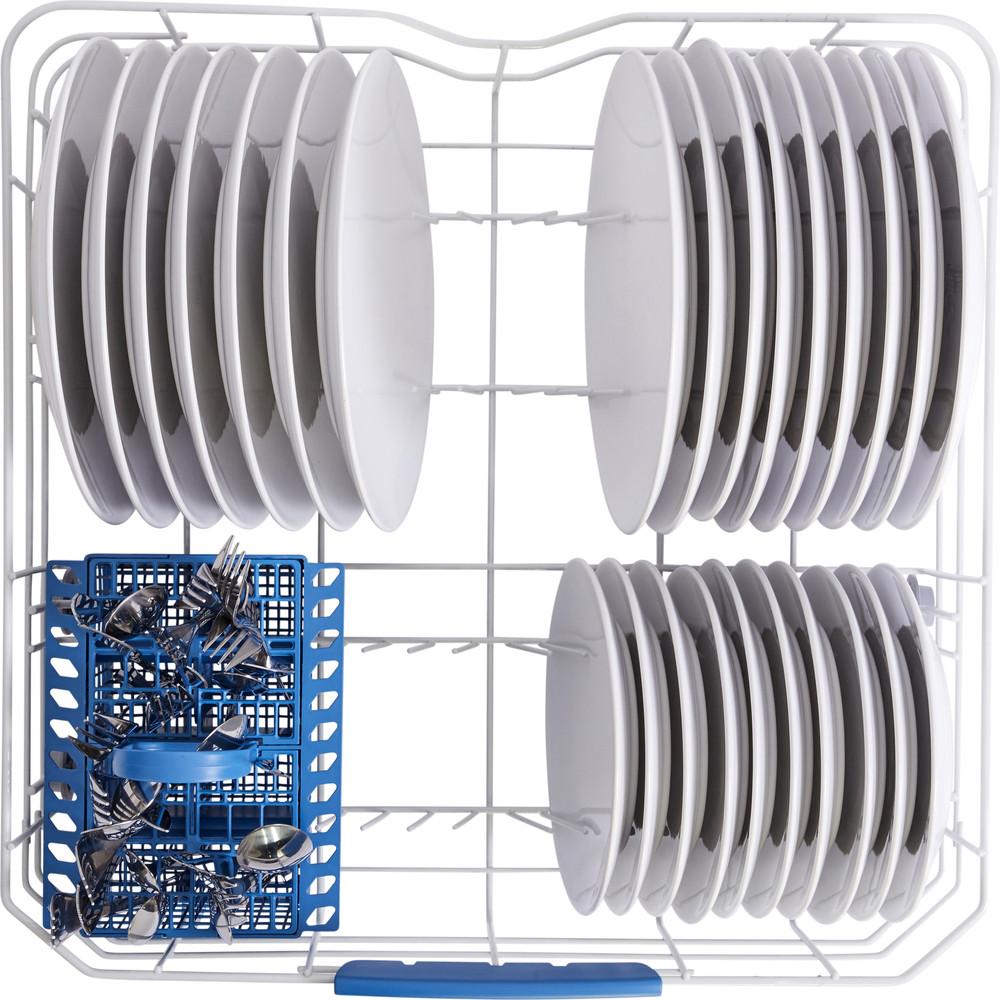 Indesit Myčka nádobí Volně stojící TDFP 57BP96 EU Volně stojící A Rack