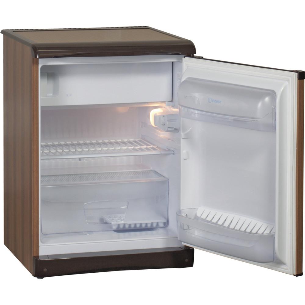 Indesit Холодильник Отдельностоящий TT85.005 Тик Perspective_Open