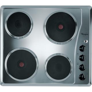 Whirlpool AKM332/IX Elektrische kookplaat - Inbouw - 4 elektrische zones