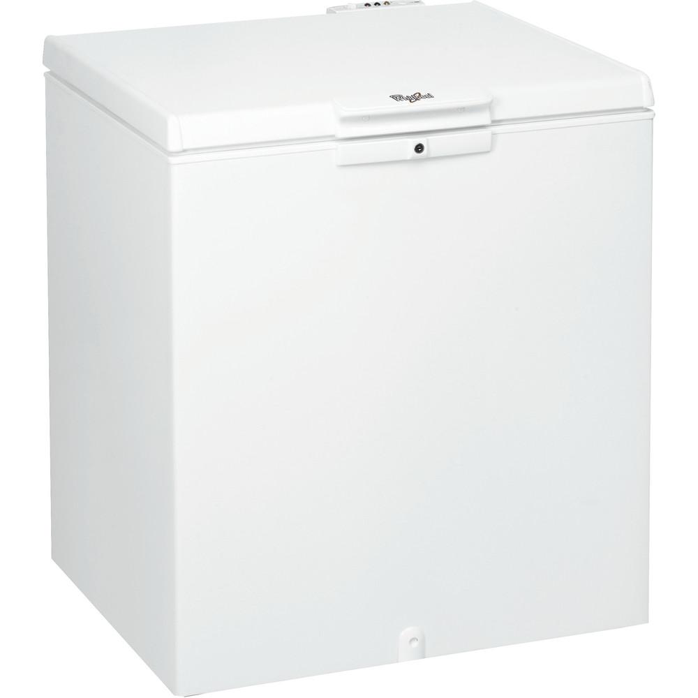 Whirlpool frysbox: färg vit - AFG 070 AP
