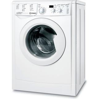 Indesit Pračka Volně stojící IWSD 51051 C ECO EU Bílá Front loader A+ Perspective