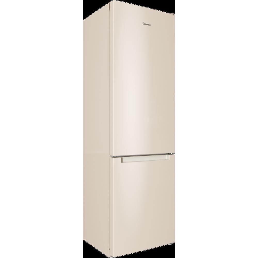 Indesit Холодильник с морозильной камерой Отдельностоящий ITS 4200 E Розово-белый 2 doors Perspective
