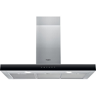 Whirlpool Exaustor Independente WHBS C92F LT X Inox Wall-mounted Electrónicos Frontal