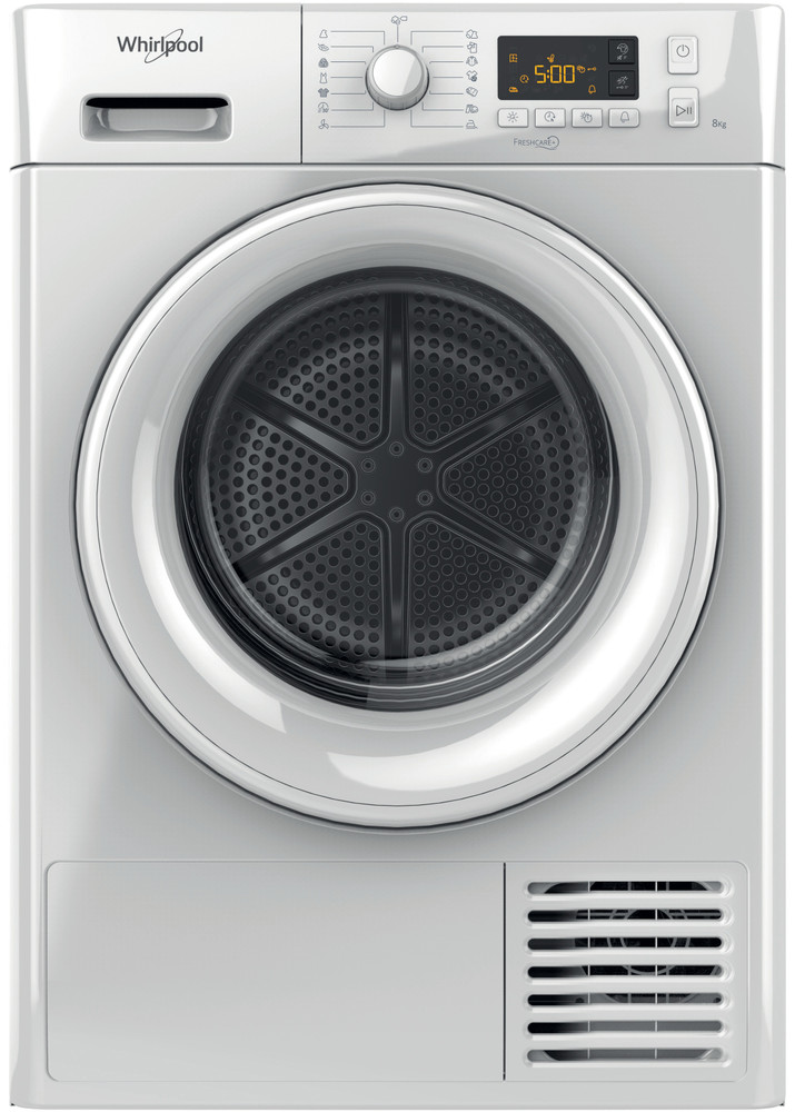 Whirlpool Tørretumbler FT CM11 8XB EU Hvid Frontal