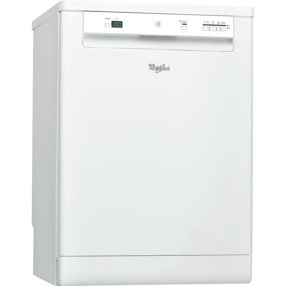 Whirlpool lavavajillas: color blanco, 60 cm - ADP 400 WH
