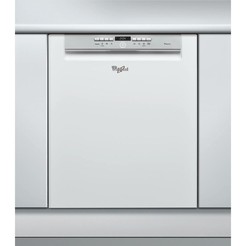 Whirlpool diskmaskin: färg vit, 60 cm - ADPU 800 WH
