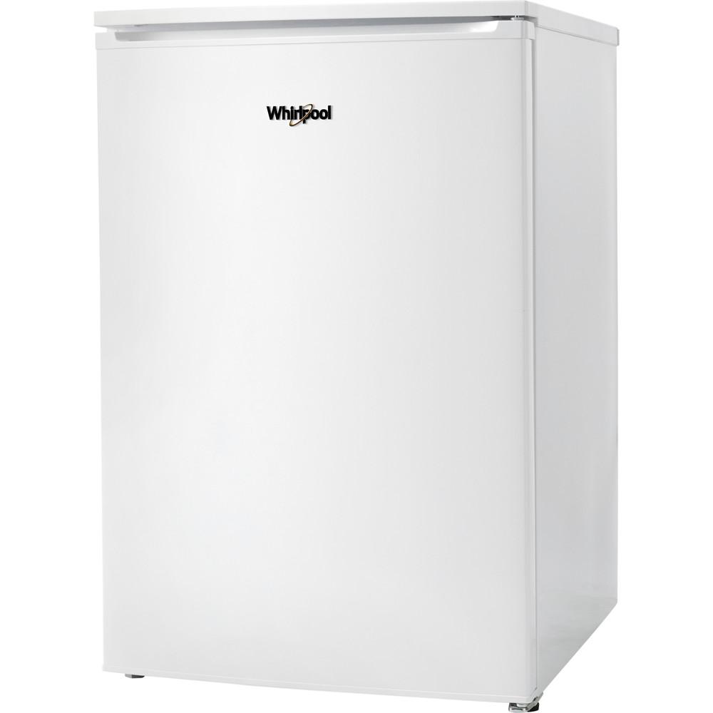 Congelador vertical de libre instalación Whirlpool: color blanco - W55ZM 111 W