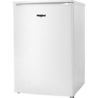 Congelador vertical Whirlpool: color blanco - W55ZM 111 W