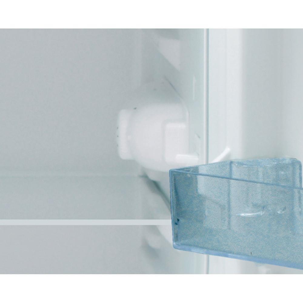 Indesit Kühlschrank Freistehend I55RM 1120 W CH Weiss Control panel