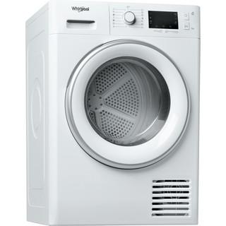 Whirlpool Dryr FT M22 9X2WSY EU Alb Perspective
