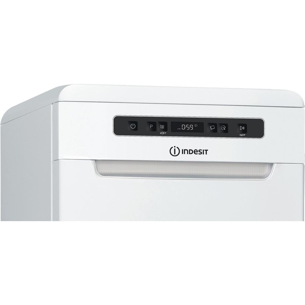 Indesit Посудомоечная машина Отдельностоящий DSFC 3M19 Отдельностоящий A Control panel
