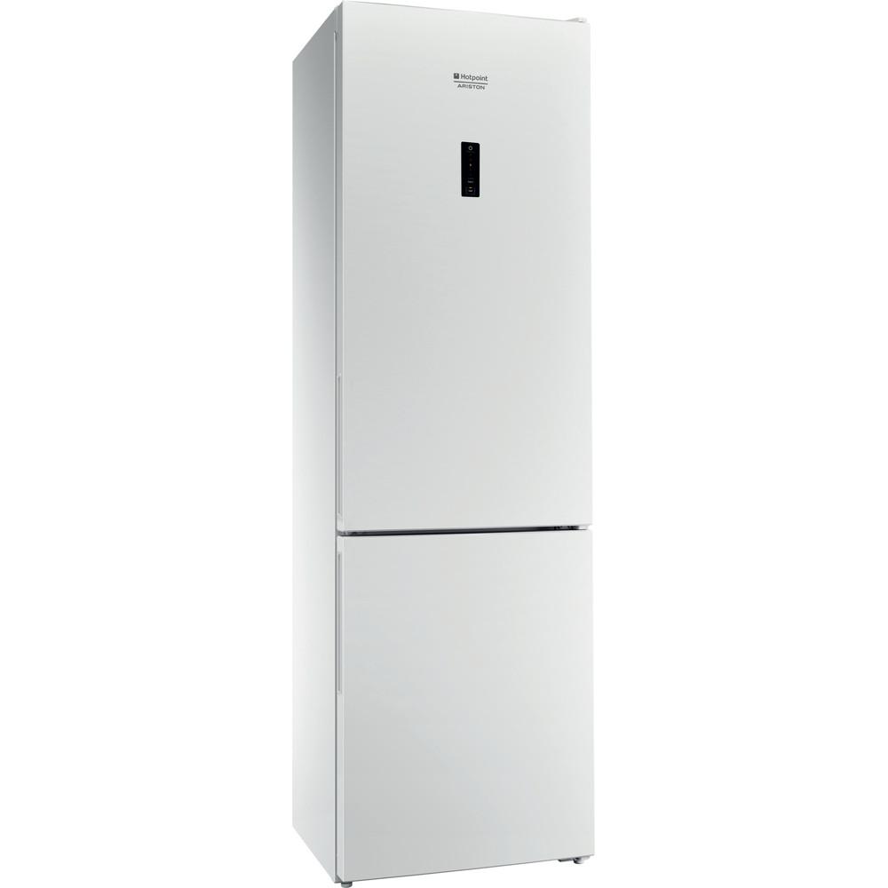 Hotpoint_Ariston Комбинированные холодильники Отдельностоящий HDF 520 W Белый 2 doors Perspective