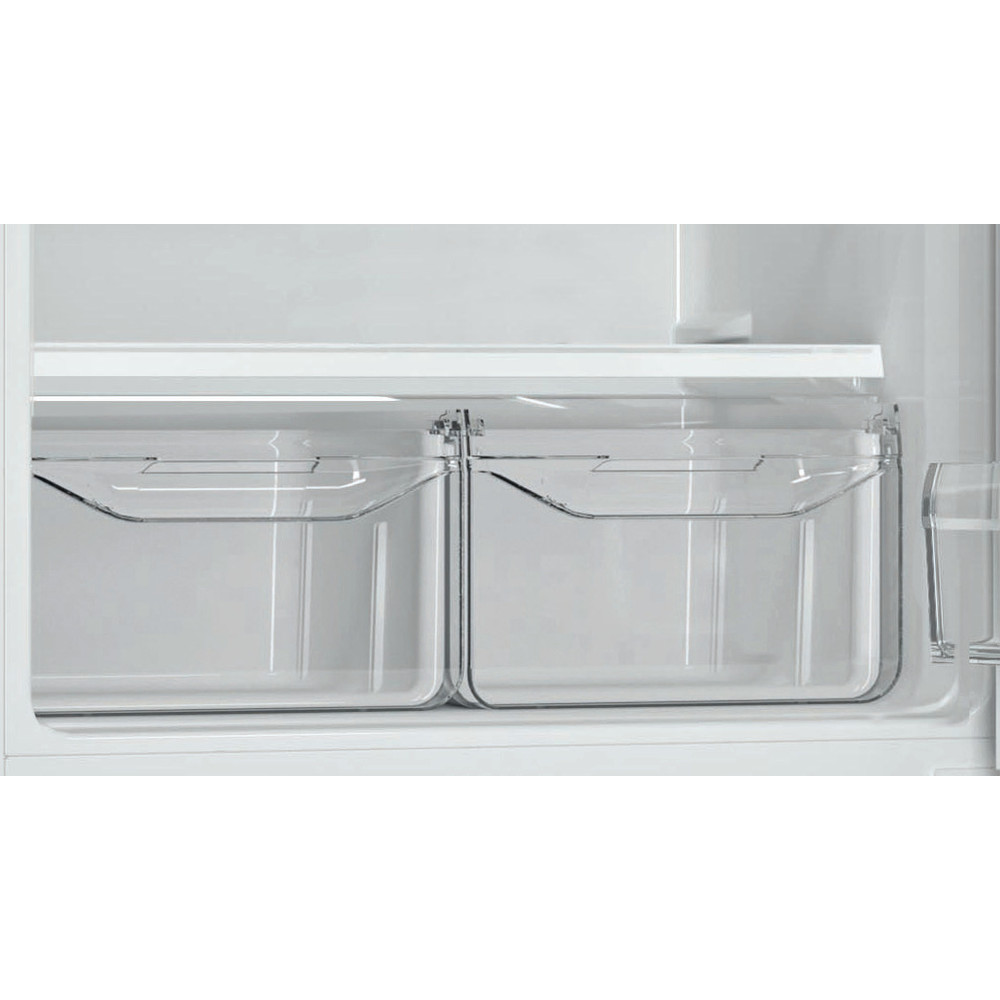 Indesit Холодильник з нижньою морозильною камерою. Соло DS 3181W (UA) Білий 2 двері Drawer