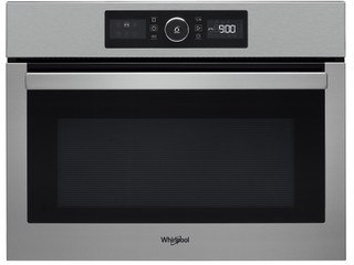 Whirlpool built in microwave oven: stainless steel color - AMW 9605/IX