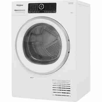 Whirlpool Dryr ST U 83X EU Alb Perspective
