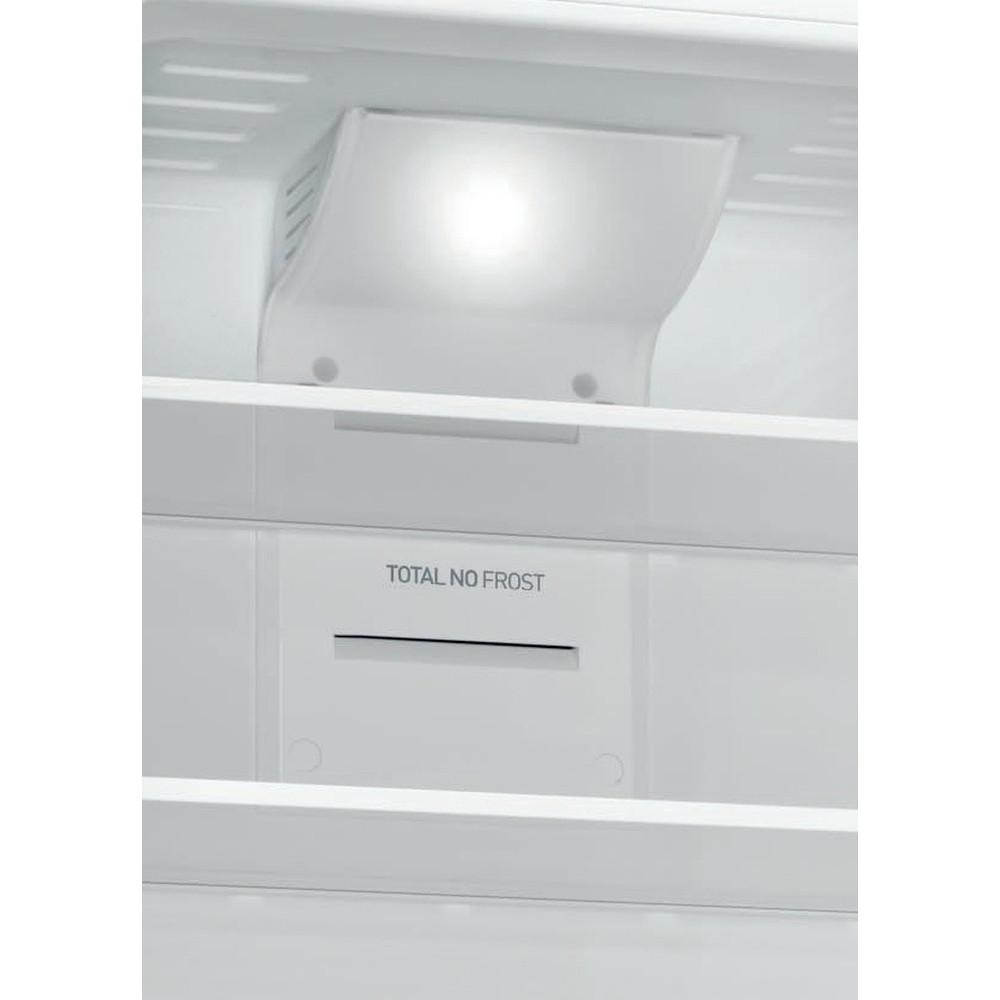 Indesit Холодильник с морозильной камерой Отдельностоящий DF 5180 E Розово-белый 2 doors Lifestyle detail