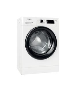 Whirlpool samostalna mašina za pranje veša s prednjim punjenjem: 6 kg - FWSG 61282 BV EE N