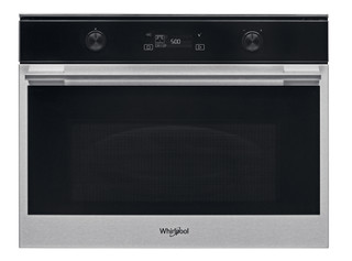 Micro-ondes encastrable Whirlpool: couleur acier inoxydable - W7 MW541