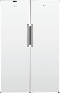 Fritstående Whirlpool-køleskab: hvid farve - SW8 AM2Q W 2