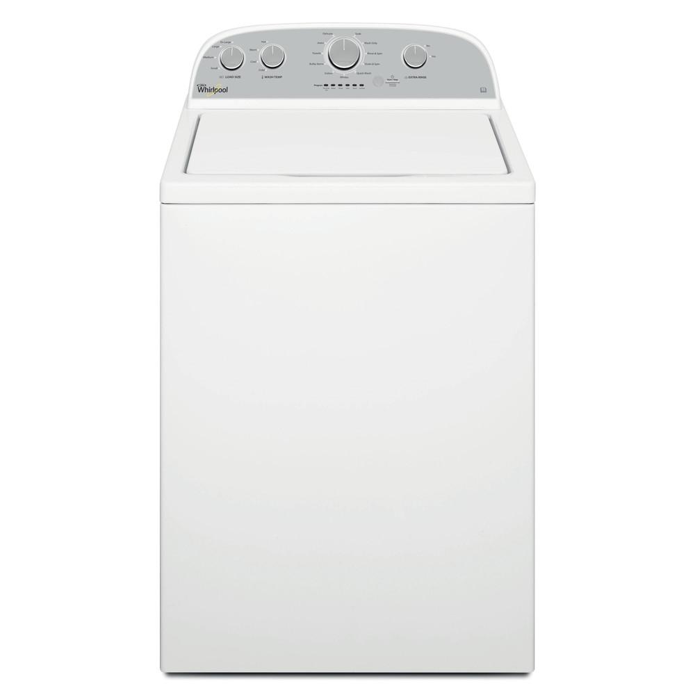 Whirlpool Washing machine مفرد 4KWTW4815FW أبيض محمل علوي F Frontal