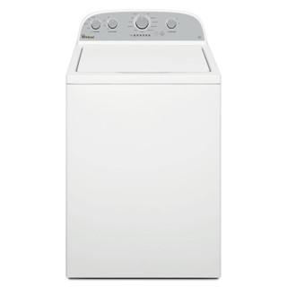 Whirlpool freestanding top loading washing machine: 15kg - 4KWTW4815FW