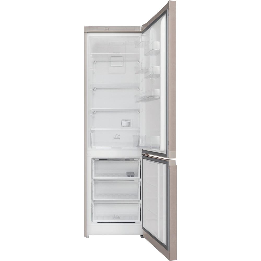 Hotpoint_Ariston Комбинированные холодильники Отдельностоящий HTS 4200 M Мраморный 2 doors Frontal open